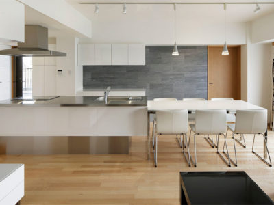 modern kitchen carpentry