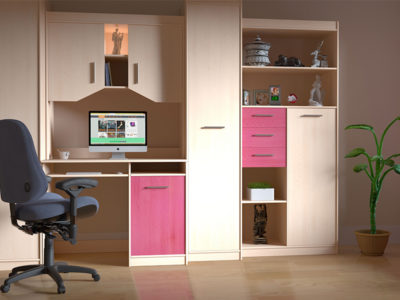 wardrobe home office